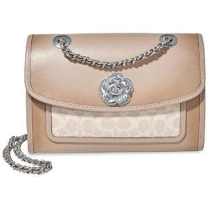 COACH Shoulder Bag - Soft Pink